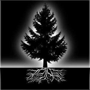 natursymphonie - Home-Baum-leuchtend