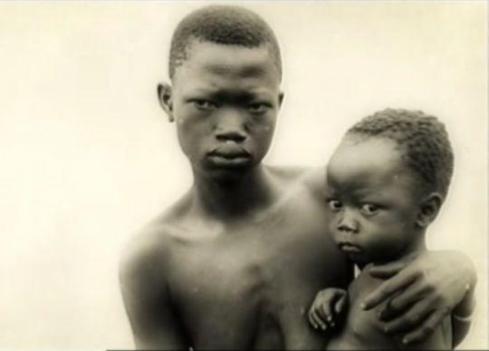 natursymphonie - Die Weiße Herrschaft - Schatten über Kongo