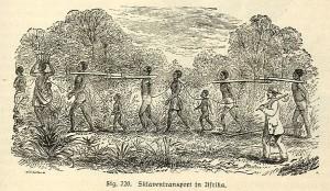 natursymphonie - Die weiße Herrschaft - AfricanSlavesTransport